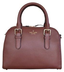 Kate Spade Satchel in Brown - Dark Roast