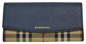 Burberry New Porter Signature Check Wallet