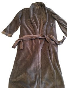 Gray Maxi Dress by Bloomingdale's Bath Robe Robe Honeymoon Unisex Gift