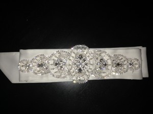 Marisa Bridal Crystal Bridal Belt