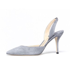 Paul Andrew Grey Pumps