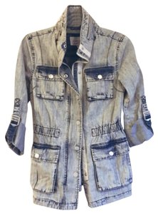 BCBGeneration Womens Jean Jacket