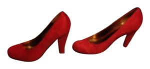 Rampage RED Pumps