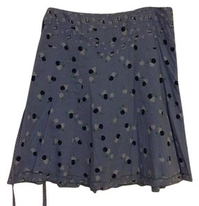 American Eagle Outfitters Skirt Light blue