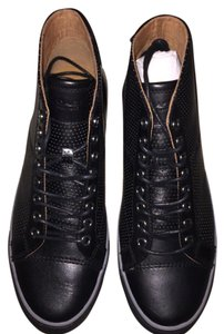 Coach BLACK LEATHER Athletic