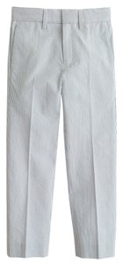 J.Crew Boys Crewcuts seersucker pants size 6 (adjustable waistband)