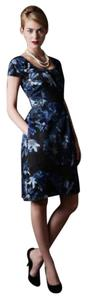 Banana Republic Br Mad Men Floral Dress