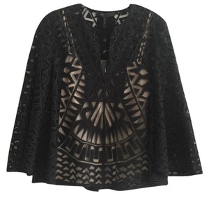 BCBGMAXAZRIA Top Black