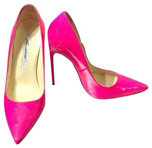 Brian Atwood pink Pumps