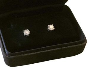 Tiffany & Co. Tiffany & Co 1.47CTTW G VS Diamond Studs w original and updated Papers