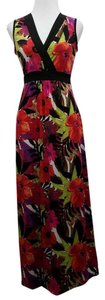 Multi-Color Maxi Dress by Susan Lawrence