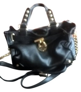 Juicy Couture Satchel in Black Medium Daydreamer