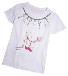 Christian Louboutin T Shirt White