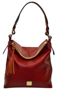 Dooney & Bourke Small Sloan Pebble Hobo Bag