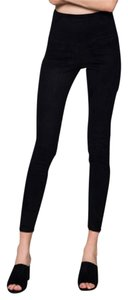Other Faux Suede black Leggings