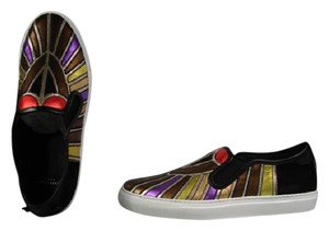Givenchy New Slip On Multicolor Flats