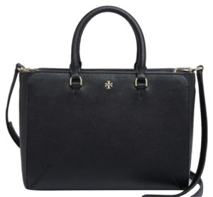 Tory Burch Crossbody Crossbody Tote in Black