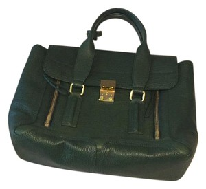 3.1 Phillip Lim Satchel in dark green