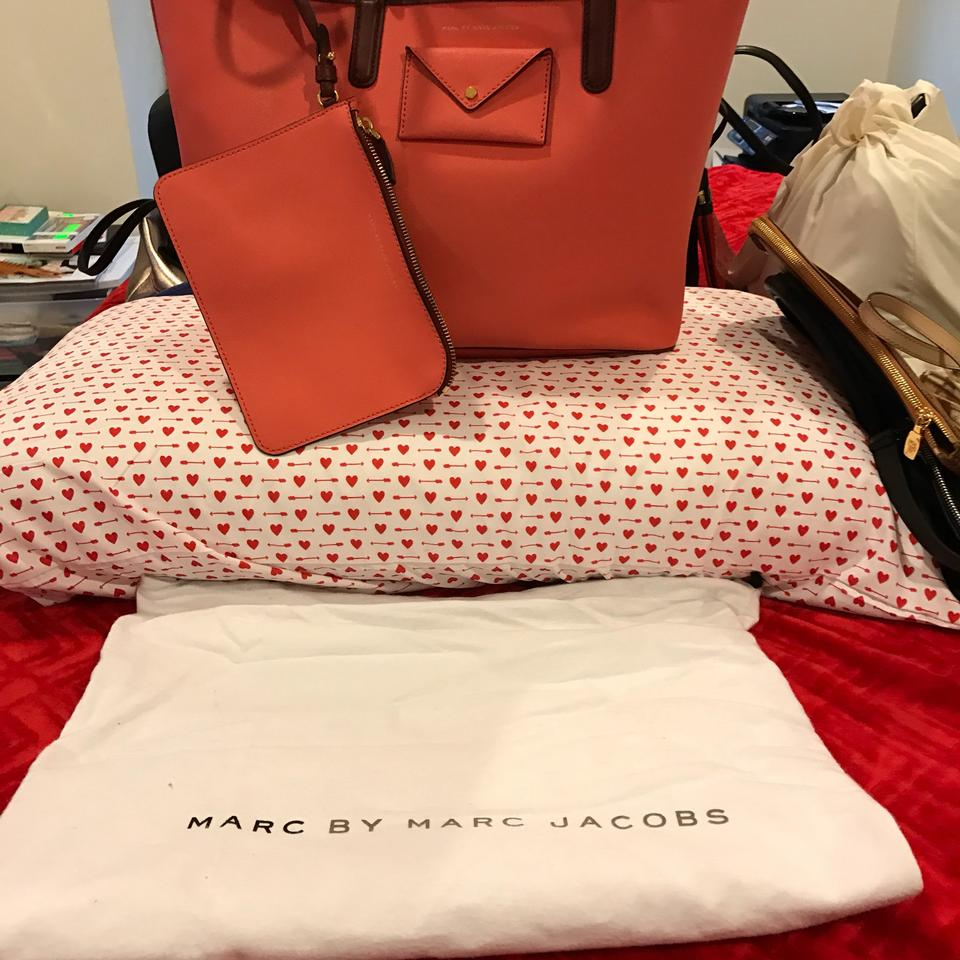 Jacobs Marc Coral Tote Jacobs Marc Coral FTREqw5E