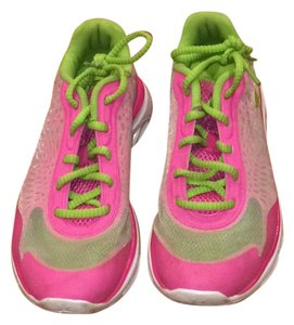 Under Armour Pink and green Athletic