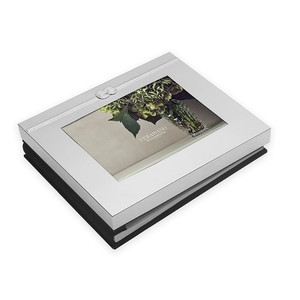 Vera Wang Wedgewood Photo Frame Guest Book