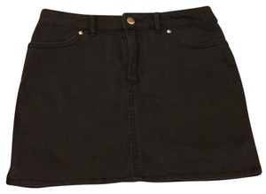H&M Mini Skirt Black