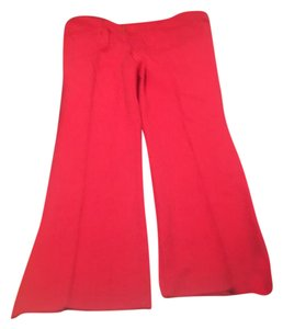 Ann Taylor LOFT Boot Cut Pants NWT-persimmon