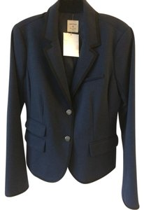 Gap Navy with black trim Blazer
