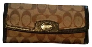 Coach Coach Monogram Wallet
