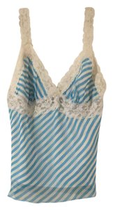 Betsey Johnson Top Aqua