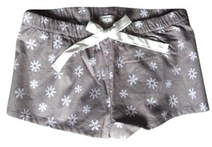 Forever 21 Mini/Short Shorts Grey and white