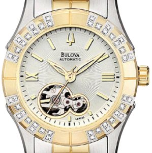 Bulova Women's 98R130 Mechanical Hand-Wind Automatic Watch