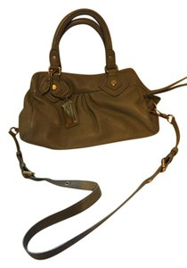 Marc by Marc Jacobs Satchel in Dirty Martini