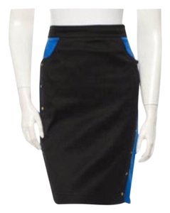 Kenzo Mini Skirt black blue