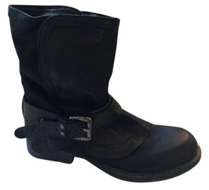 Off The Beaten Path Black Boots