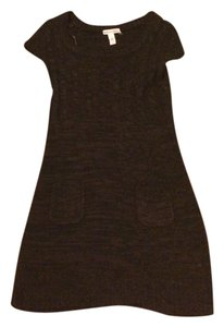 Ambiance Apparel short dress Brown Mid Length on Tradesy
