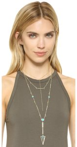 House of Harlow 1960 House of Harlow 1960 South Point Layered Statement Necklace
