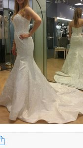 Oleg Cassini Cwg594 Wedding Dress