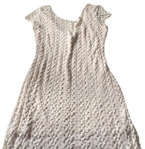 Free People short dress white - cream on Tradesy