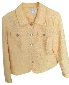 Erin London yellow Jacket