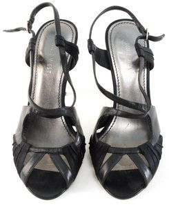 Nine West Prom Black Sandals