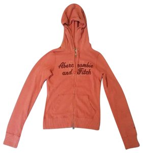 Abercrombie & Fitch Casual Hooded Sweatshirt
