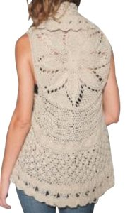 Elan Eclectic Chic Crochet Polished Exclusive Cape