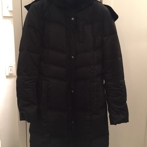 Marc New York Fur Hooded Coat