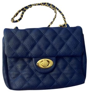 Nasty Gal Quilted Blue Blue Chain Blue Clutch Blue Chanel Quilted Chanel Shoulder Bag
