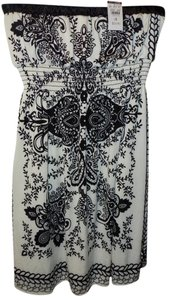 Body Central Bodycon Boho Bohemian Bold Print Dress