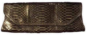 Kotur Dark green metallic Clutch