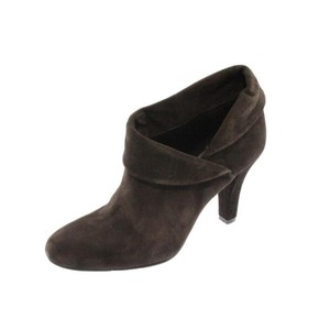 Enzo Angiolini Rachey Suede Brown Boots