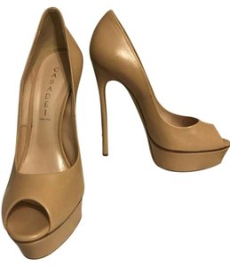 Casadei Nude Pumps