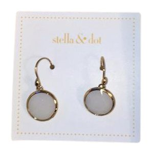 Stella & Dot NWT Isla Drop Earrings
